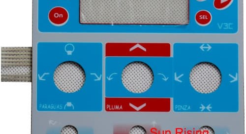 membrane switch keyboard
