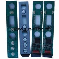 pcb membrane keypad