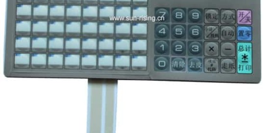 tactile membrane switch