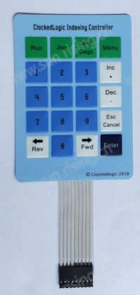membrane switch sample