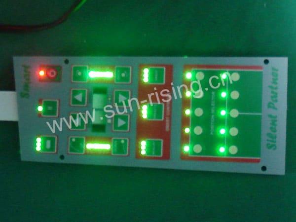 Testing LED