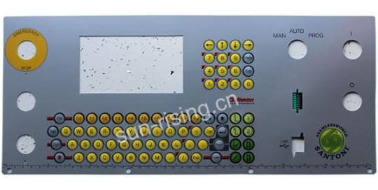 membrane switch pad