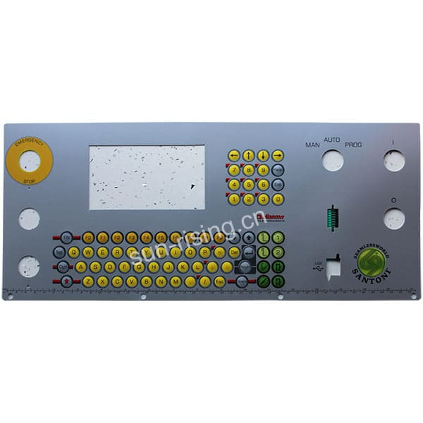 membrane switch pad