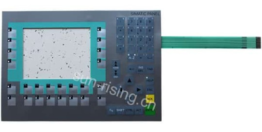 Control Machine Operation Panel